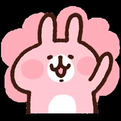 Usagi粉紅兔兔