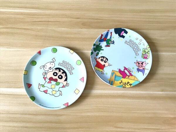 蠟筆小新美耐皿餐盤_01