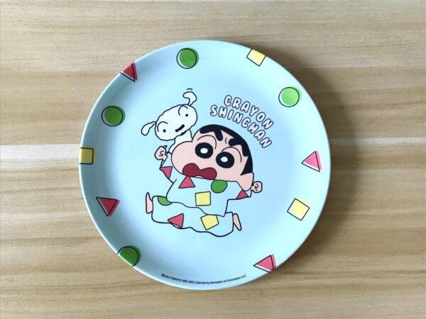 蠟筆小新美耐皿餐盤_02