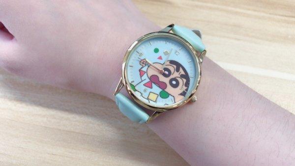 蠟筆小新手錶_04