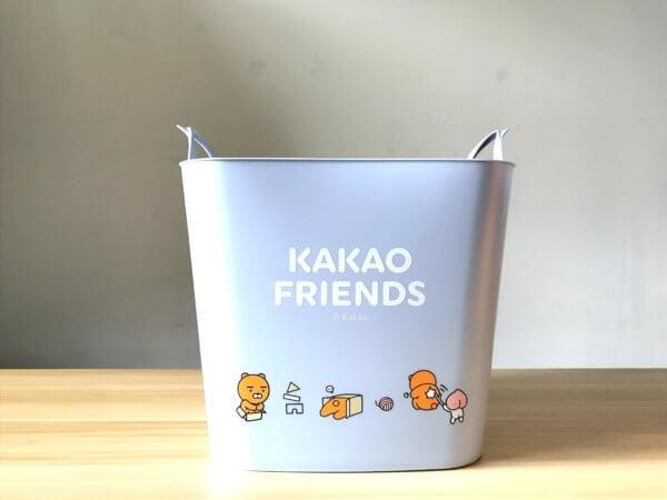 kakaofriends塑膠收納籃_04