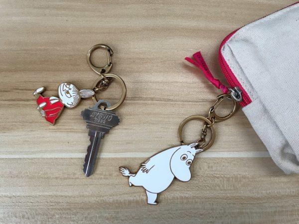 Moomin金屬鑰匙圈_06