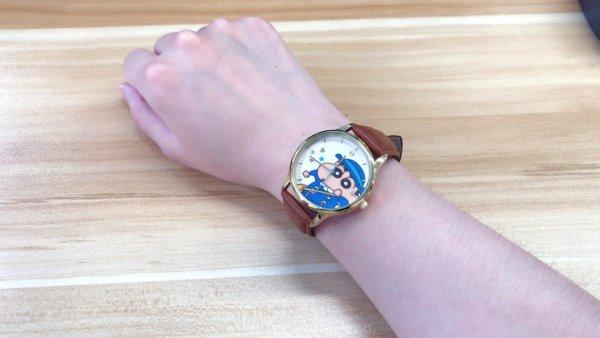 蠟筆小新手錶_05