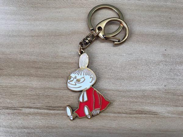 Moomin金屬鑰匙圈_02