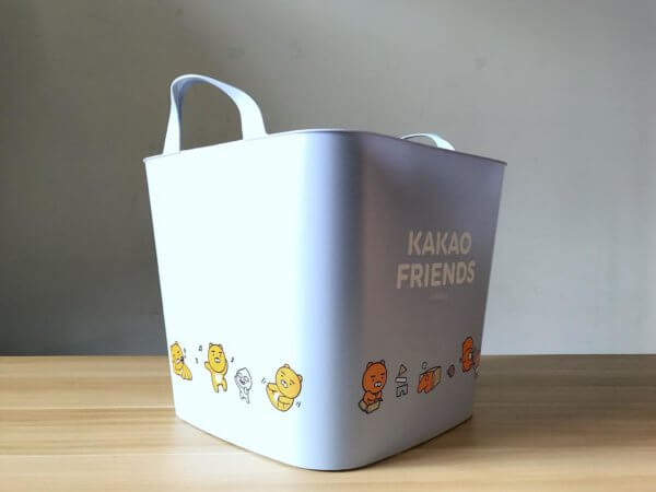kakaofriends塑膠收納籃_06