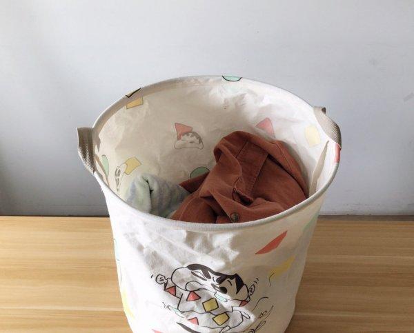 蠟筆小新洗衣收納籃_10