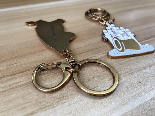 Moomin金屬鑰匙圈_04