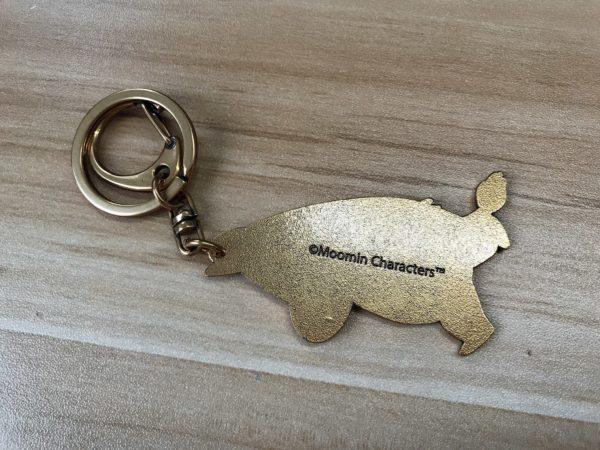 Moomin金屬鑰匙圈_05