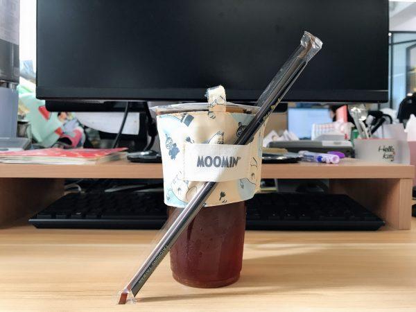 Moomin嚕嚕米飲料杯套_11