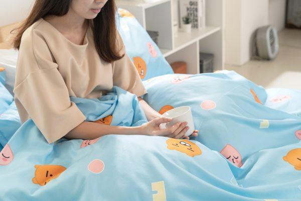 Kakao Friends萊恩&桃子天絲TENCEL床包_12