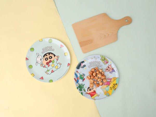 蠟筆小新美耐皿餐盤_04