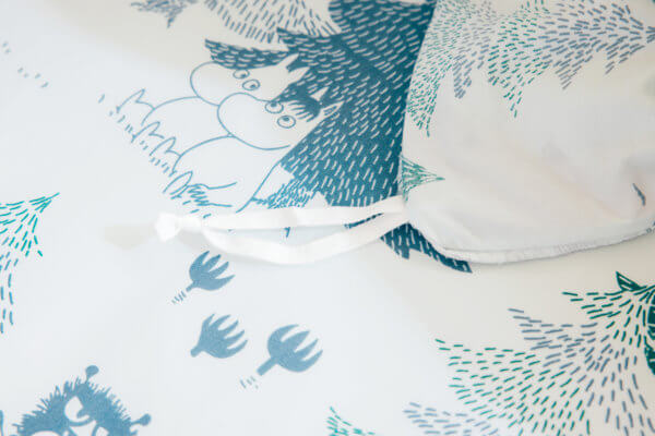 Moomin森林天絲寢具_07